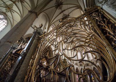 Koorhek Grote Kerk