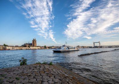 Waterbus voor Dordrecht