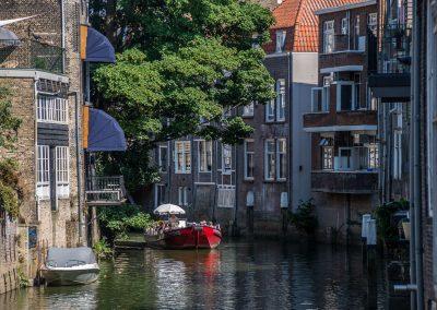 Dordtevaar in Voorstraathaven
