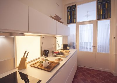 Dordrecht Nieuwe Haven B&B keuken kamer 2
