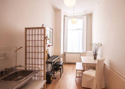 Dordrecht Nieuwe Haven B&B keuken kamer 1
